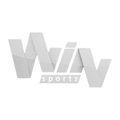 Logo Win Sports (escala de grises)